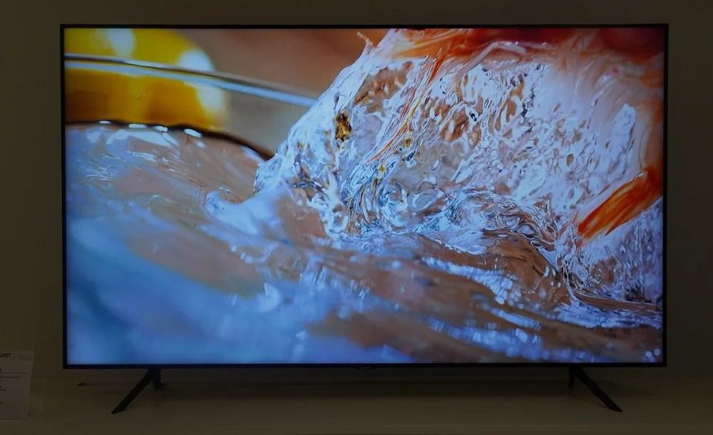 Samung Q60T Samsung TV 2021: Every 8K & 4K TV announced so far