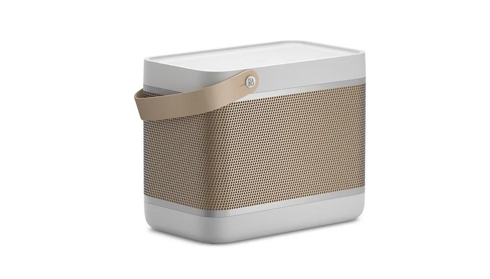 Beolit 20 GreyMist Hero Bang and Olufsen introduce upgraded Beolit 20 portable speaker