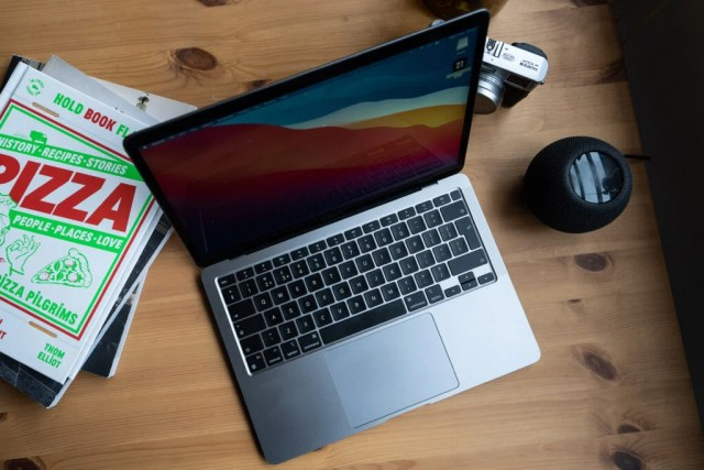 The MacBook Air M1