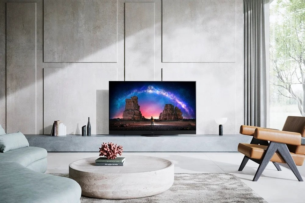 A Panasonic JZ2000 lifestyle Every 4K HDR OLED and LCD TV announced so far