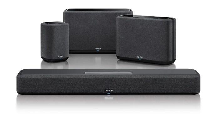 Denon Home speaker range