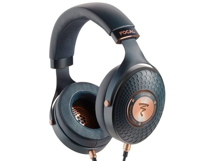 The Celestee are Focal's newest luxury high-end headphones