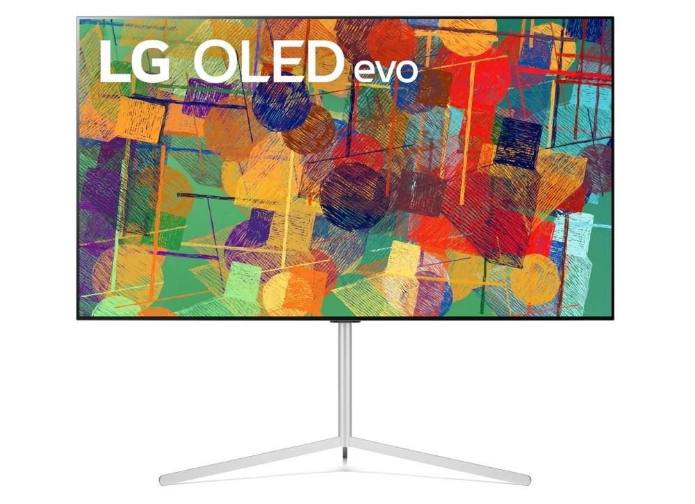 LG OLED evo 65 G1 TV Every OLED and NanoCell TV announced so far