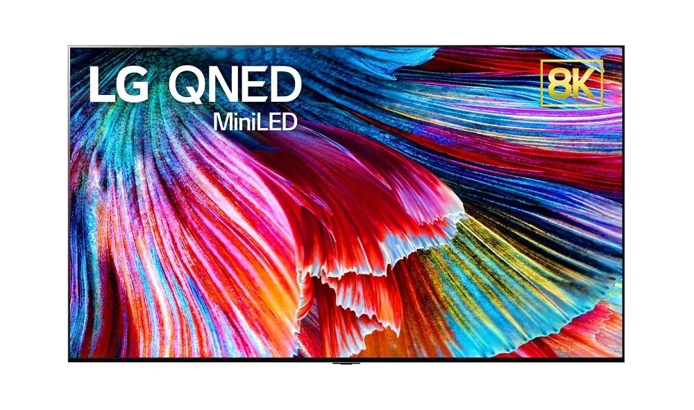 LG QNED Mini LED TV Every OLED and NanoCell TV announced so far