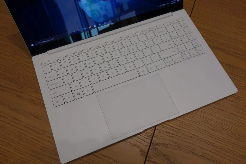 Клавиатура Samsung Galaxy Book Pro