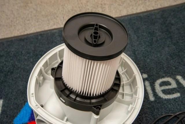 Stihl SE 33 PET filter