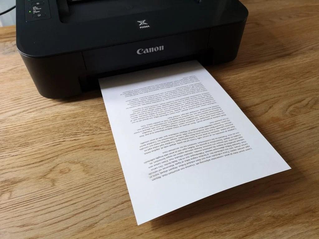 Бумага для печати Canon Pixma TS205