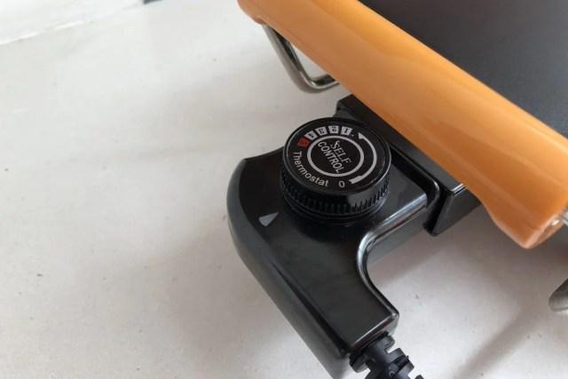 Domo Teppanyaki XXL thermostat controller