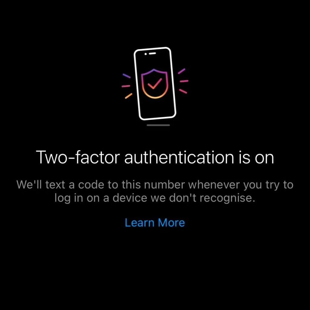 Users now have the option of setting up two-factor authentication for their profiles, however, some experts are claiming that this is still not enough to protect people's data.