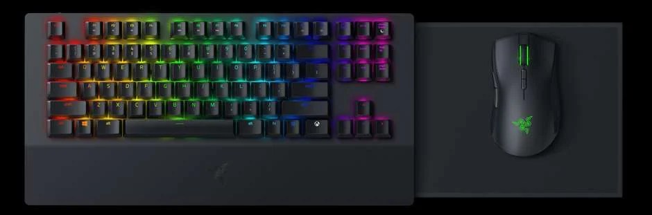The Razer Turret gives those who like a keyboard a chance to fly high as well.