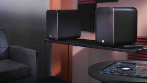 Q Acoustics' M20 wireless system intends to bring your movies, music and games to life
