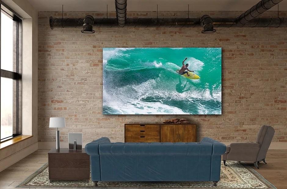 LG 4K DVLED Home Cinema Display