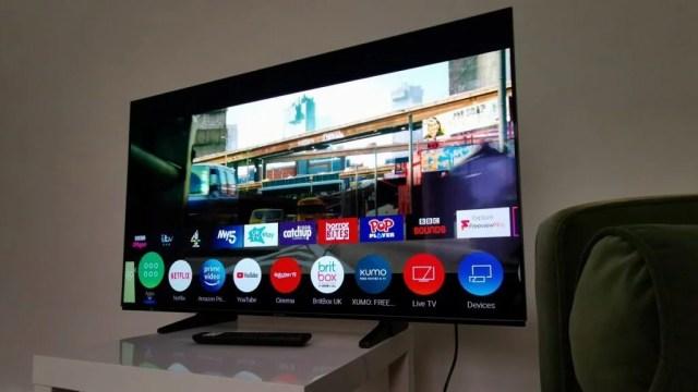 Panasonic JZ980  smart menu
