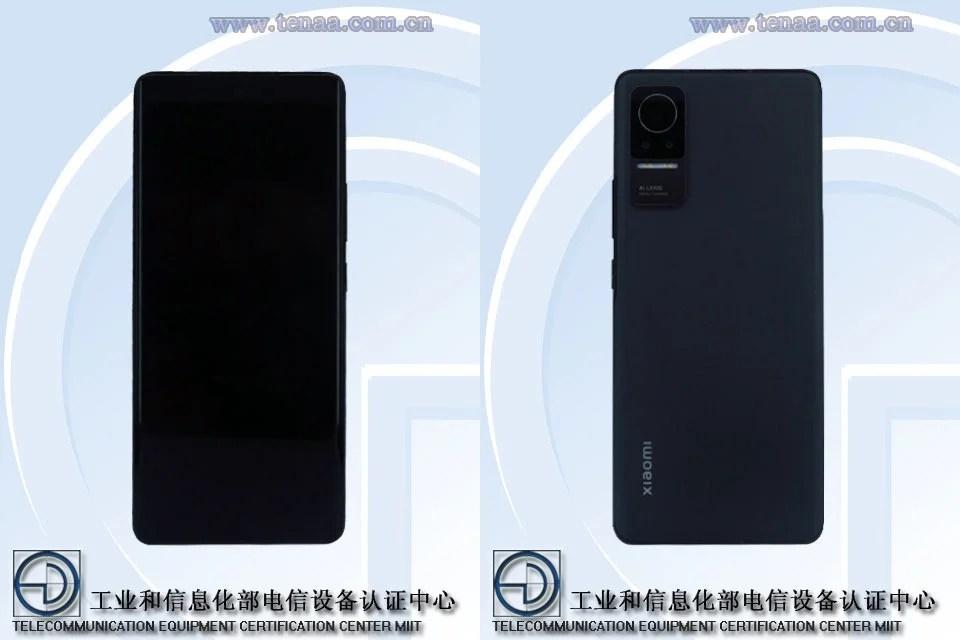 Xiaomi phone 4K OLED display