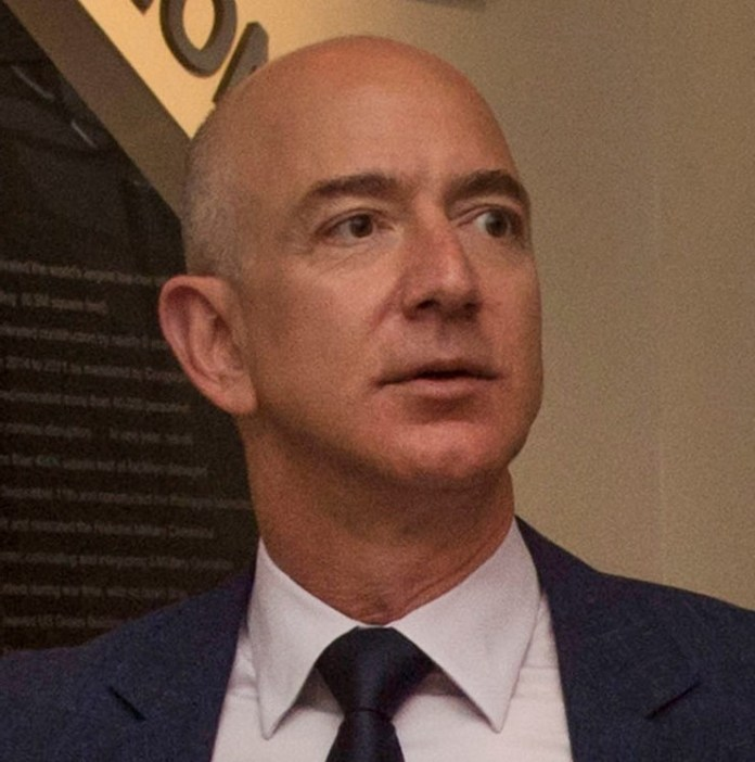 Jeff Bezos is going to space with his younger brother.