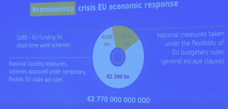 Paquete de gripe china de la Unión Europea, abril de 2019
