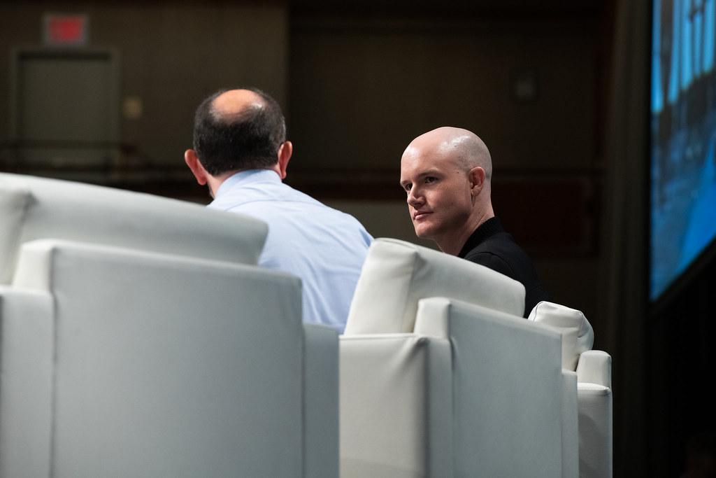 Brian Armstrong at Consensus 2019