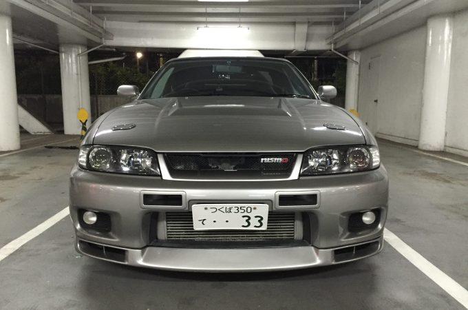 R33GT-R
