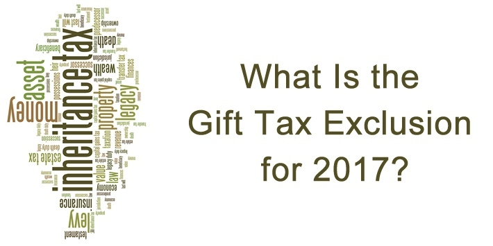 Lifetime Gift Tax Exemption 2017 Irs – Best Life 2017