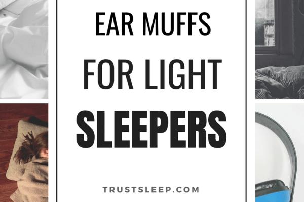 ear muffs for light sleepers