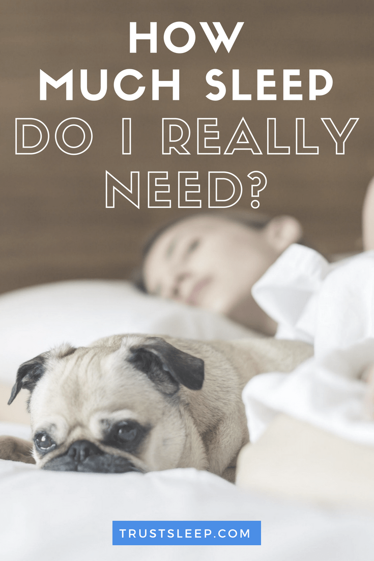 how much sleep do i need for my age
