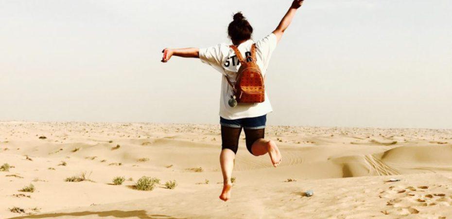 mohammed hijas, trust the universe, happy, joy
