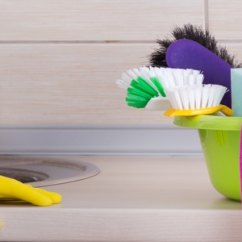 Kitchen Cleaning Wall Mounted Utensil Holder Keep Your Clean During The Holidays Trustworthy