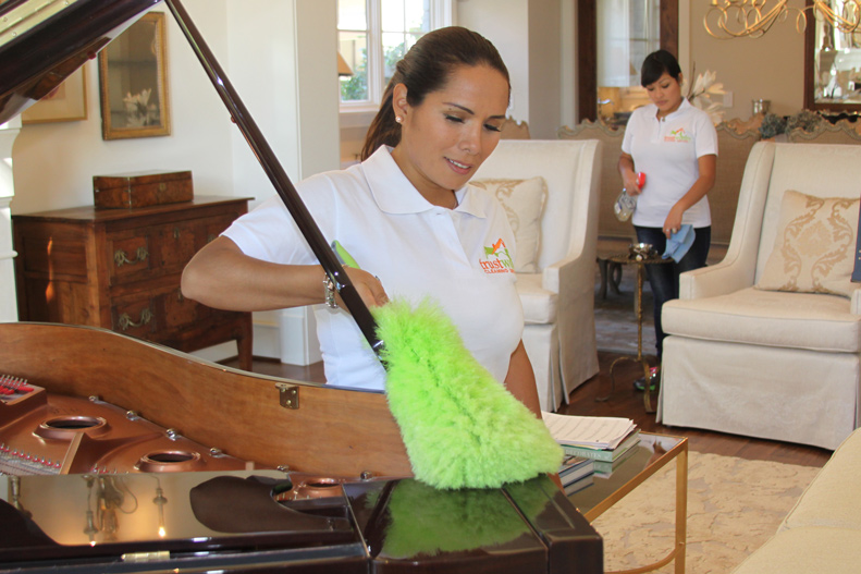 Dallas Maid Service  House  Apartment Cleaning  Trustworthy Cleaning Service