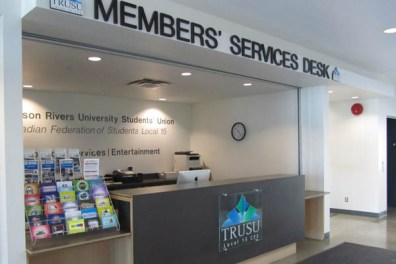Members' Services Desk