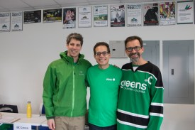 Green Party Campaign Team