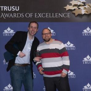 Tony Bell – Student Support Award Recipient