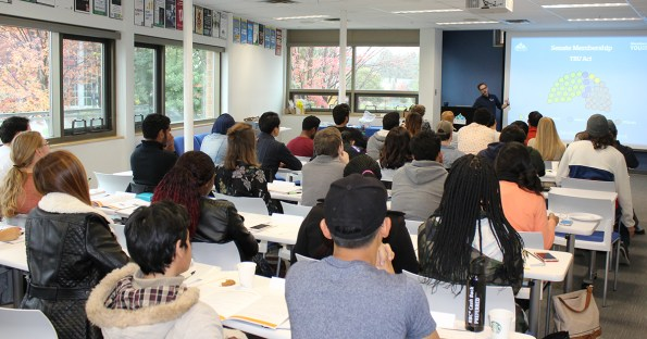 Student Caucus Orientation 3