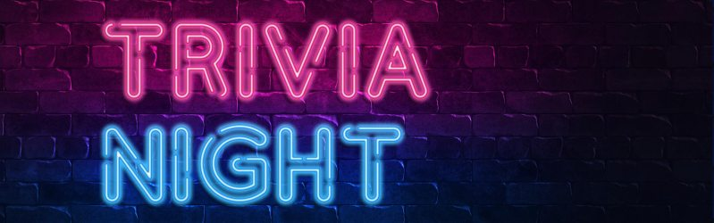 Virtual Game Night – TRUSU Trivia Night