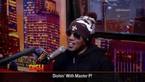 Master P on Rickey Smiley Morning Show / Louisville Week