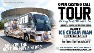 KING OF THE SOUTH – OPEN CASTING CALL COMING TO NEW ORLEANS – AUG 28TH