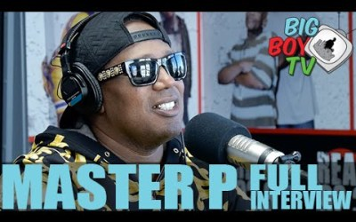 "Master P on Kobe Bryant, ""Family Empire"", And More! (Full Interview) 