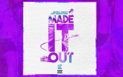 """Master P New Single """"Made It Out"""" Featuring Moe Roy, Ace B & Maserati Rome"""
