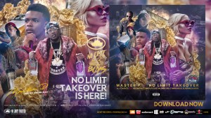 Master P's All Star-studded No Limit Take Over Mixtape