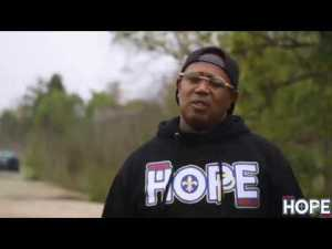 MASTER P AND COACH ROBERT PACK FOUNDED TEAM HOPE NOLA TO HELP SAVE LIVES