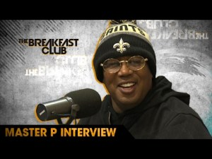 Master P Talks Changing The Game In The Music Industry & More