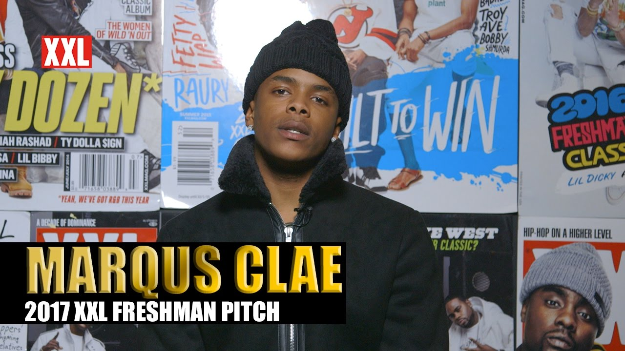 """17 Year Old Marqus Clae """"Clae Chronicles"""" is on the way."""