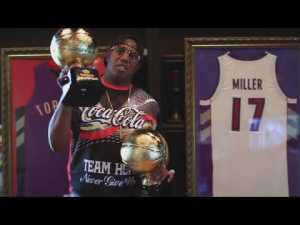 MASTER P CELEBRITY BASKETBALL GAME CHAMPIONSHIP GOLD TROPHY FOR THE TAKING JUNE 29th