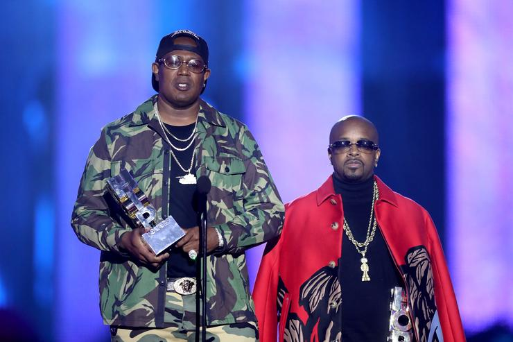 Master P and Jermaine Dupri, Was Saluted as Game-Changers of the South  at 2017 VH1 'Hip Hop Honors'