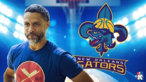MASTER P AND THE NEW ORLEANS GATORS ADDS LOUISIANA BASKETBALL LEGEND MAHMOUD ABDUL-RAUF TO THE COACHING STAFF
