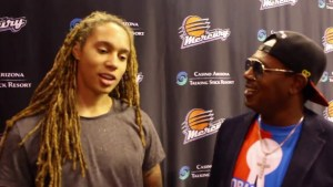 MASTER P GMGB SUPPORTS THE WNBA AND BRITTNEY GRINER