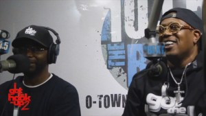 """MASTER P AND A.J. JOHNSON ON THE RADIO TALKS ABOUT """"I GOT THE HOOK UP 2"""" MOVIE AND COMEDY TOUR"""