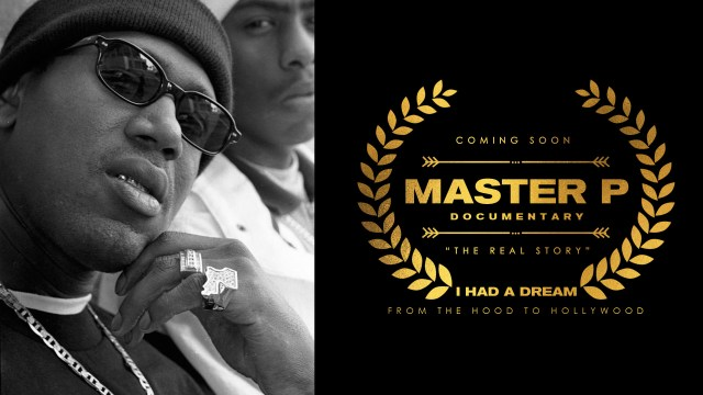 """MASTER P DOCUMENTARY """"THE REAL STORY"""" COMING SOON, FROM THE HOOD TO HOLLYWOOD!"""