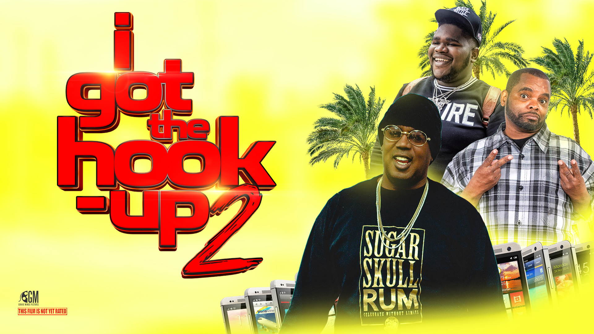 "Master P ""I GOT THE HOOK UP 2"" Production in July Submit Your Casting Now"