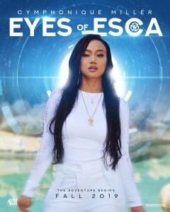 "GENIUS MIND FILMS ANNOUNCES A NEW SUPERHERO FRANCHISE ""EYES OF ESCA"" STARRING CYMPHONIQUE MILLER"