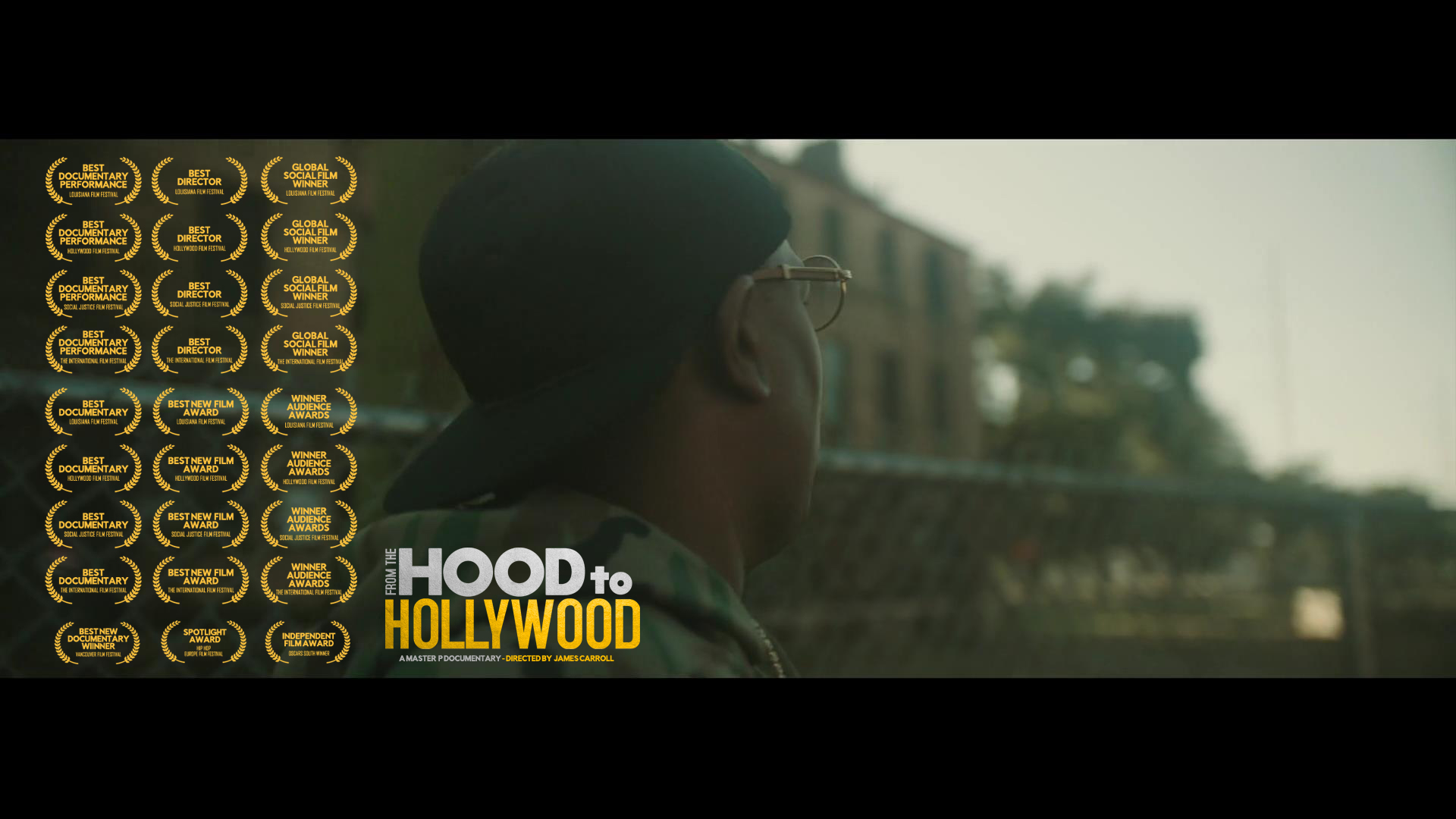 "THE INSPIRING UNTOLD MASTER P DOCUMENTARY ""FROM THE HOOD TO HOLLYWOOD"" (TRAILER)"